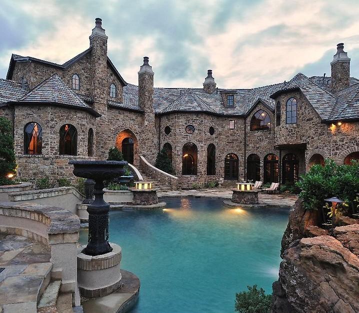 Modern Day Castles