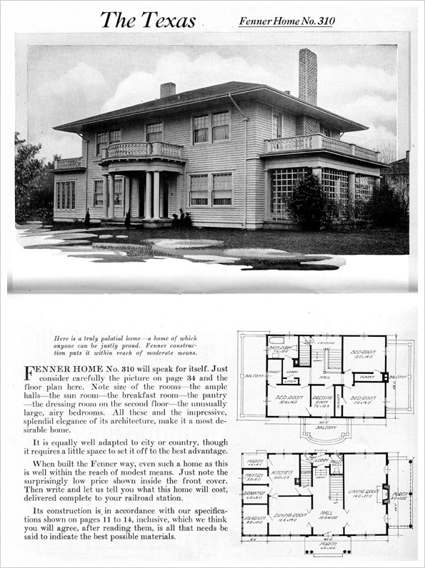Early 1900 vintage house plans blueprint images frompo for Early 1900s house plans